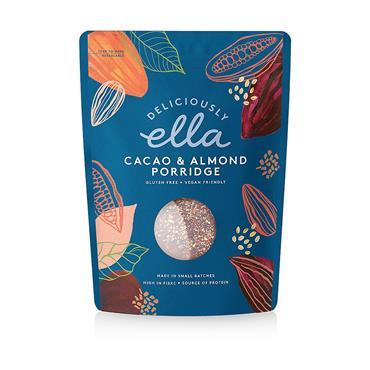 Deliciously Ella Gluten Free Porridge Cacao Almond 500g