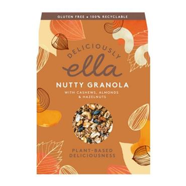 Deliciously Ella Nutty Granola 450g