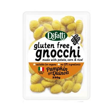 Difatti Gluten Free Gnocchi Pumpkin & Quinoa 250g
