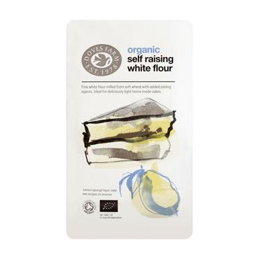 Doves Farm Organic Self-Raising White Flour 1kg