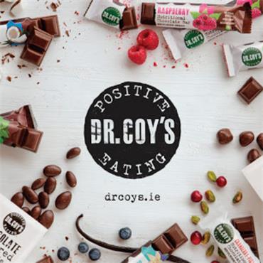 Dr Coy's Cranberry Pistachio Chocolate Bar 35g