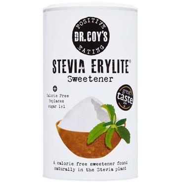 Dr Coy's Stevia Erylite 350g
