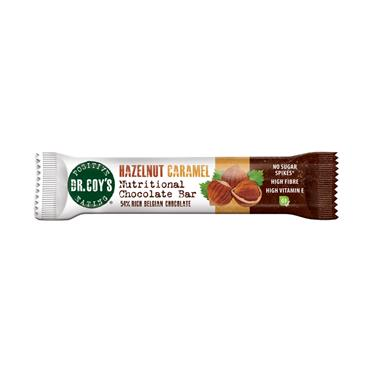 Hazelnut & Caramel Chocolate bar 35g
