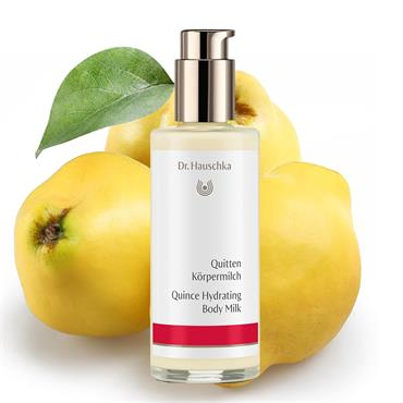 Dr Hauschka Quince Hydrating Body Milk 145ml