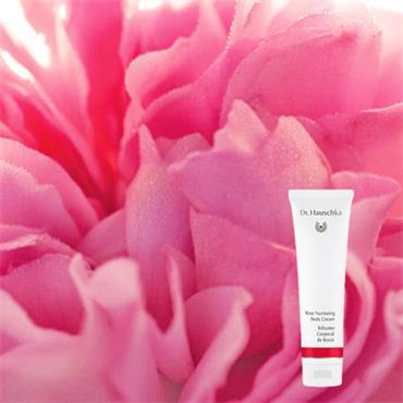 Dr Hauschka Rose Nurturing Body Cream 145ml