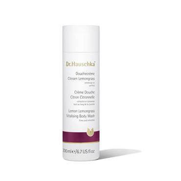 Dr. Hauschka Lemon Lemongrass Body Wash 200ml