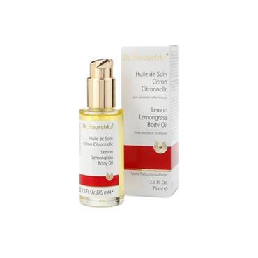 Dr. Hauschka Lemon Lemongrass Body Oil 75ml