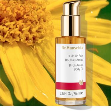 Dr Hauschka Birch Arnica Body Oil 75ml