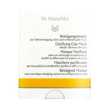 Dr Hauschka Clay Mask Sachets 10s