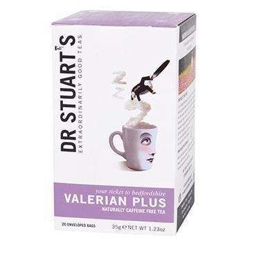 Dr Stuart's Valerian Tea 15 teabags
