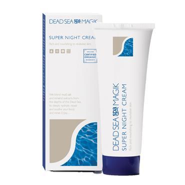 Sea Magik Dead Sea Night Cream 75ml