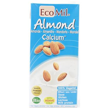 EcoMil Almond Milk with Calcium