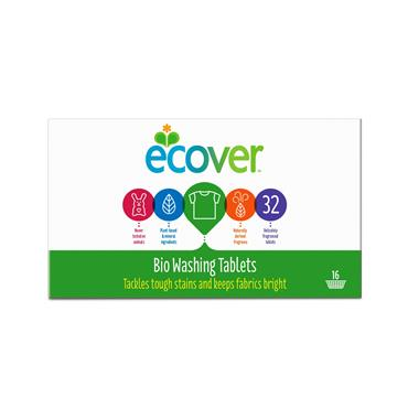 Ecover Biological Washing Tablets 960g