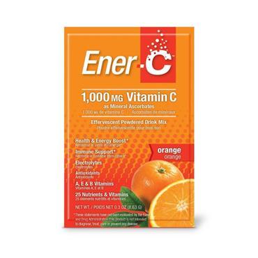 Ener-C Orange Vitamin Sachet 8.63g