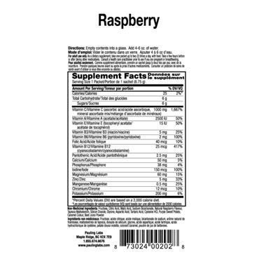 Ener-C Raspberry Vitamin Sachet 8.75g