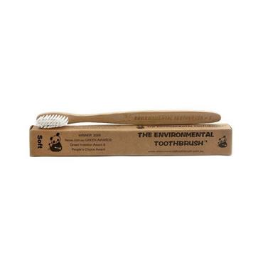 The Environmental Toothbrush- Soft Bristle