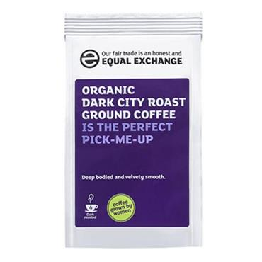 Equal Exchange Organic Dark Roast Ground Coffee 227g