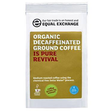 Equal Exchange Organic Decaff Ground Coffee 227g