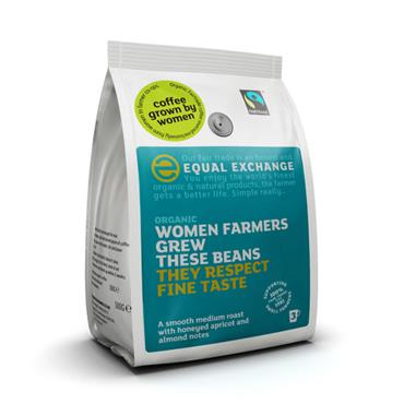 Equal Exchange Organic 'Coffee Grown By Women Farmers' Roast Ground 227g