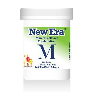 New Era Combination M Rheumatic Pain - 240 Tablets
