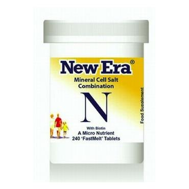 New Era Combination N - 240 Tabs