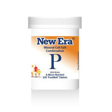 New Era Combination P For Aching Feet & Legs- 240 Tabs