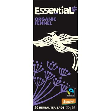 Essential Organic Fennel Tea 20s
