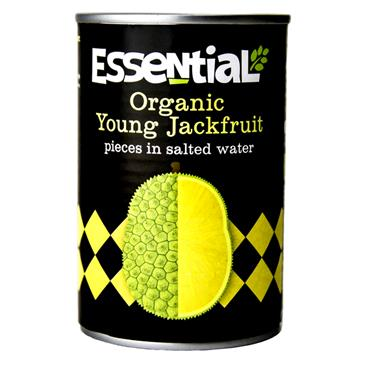 Essential Organic Young Jackfruit 400g