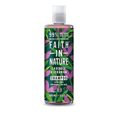 Faith in Nature Neem and Propolis Shampoo 400ml