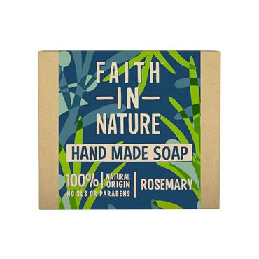 Faith in Nature Rosemary Soap Bar 100g