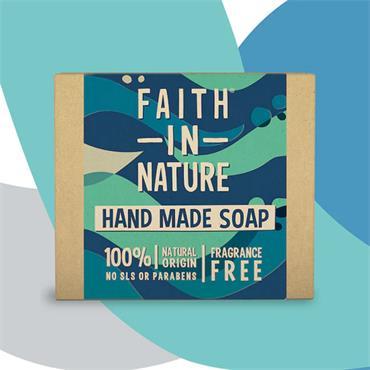 Faith in Nature Seaweed Soap Bar 100g