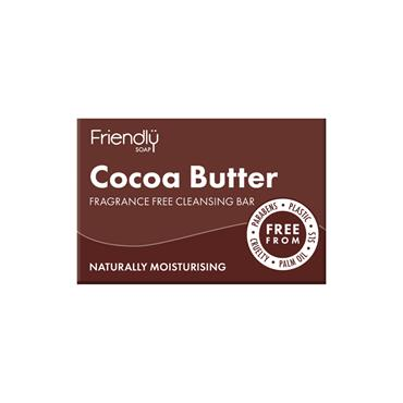 Friendly Facial Soap Bar Cocoa Butter 95g