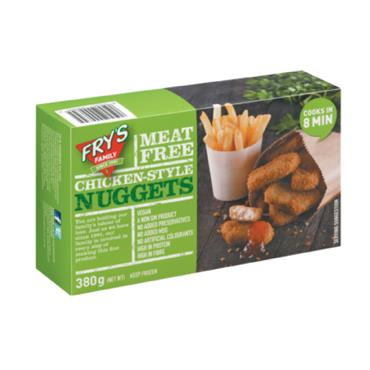 Fry's Chicken-Style Nuggets 380g