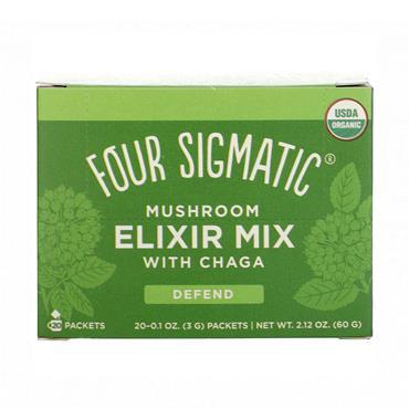 Four Sigmatic Chaga Elixir Sachets 20s