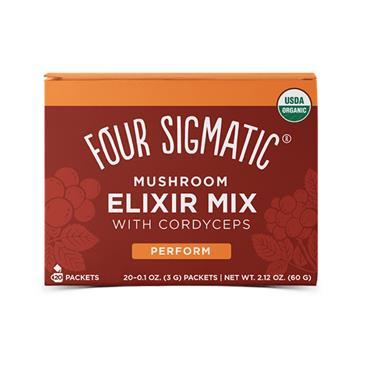 Four Sigmatic Cordyceps Elixir Sachets 20s