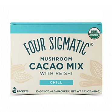 Four Sigmatic Hot Cacao with Reishi Sachets 10s