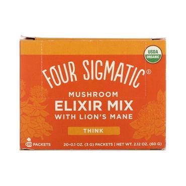 Four Sigmatic Instant Lions Mane Sachets 20s