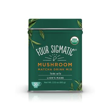 Four Sigmatic Mushroom Matcha Drink 60G