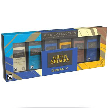 G&B Organic Milk Collection 180g
