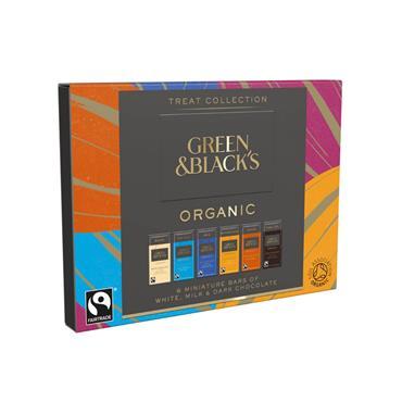 Green & Blacks Organic Treat Collection