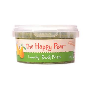 The Happy Pear Lovely Basil Pesto