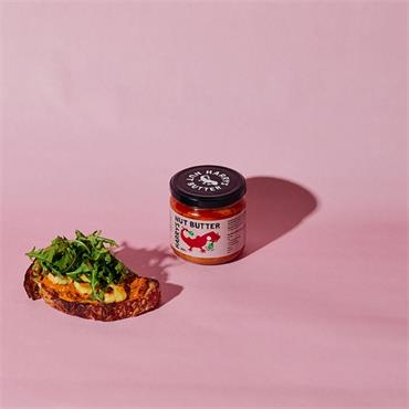 Harry's Extra Hot Nut Butter 330g