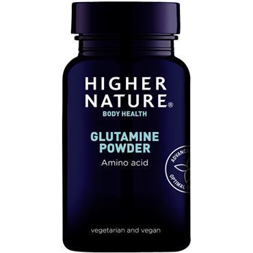 Higher Nature Glutamine Powder 200g