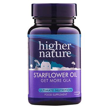 Higher Nature Starflower Oil 90 Capsules