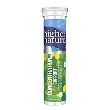 Higher Nature Concentration Support 10 Tabs