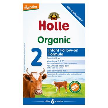 Holle Organic Infant Follow on Formula 2 600g
