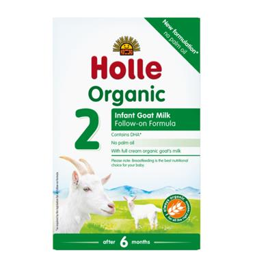 Holle Goats Follow On 6 month+ 400g