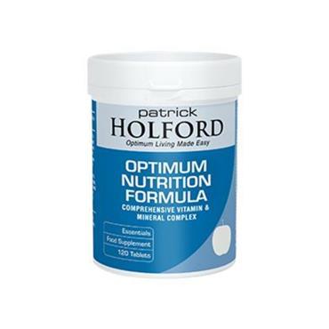 Patrick Holford Optimum Nutrition Formula Tablets 120s