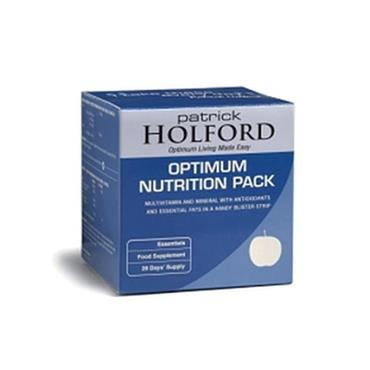 Patrick Holford Optimum Nutrition Pack 28 Day Pack