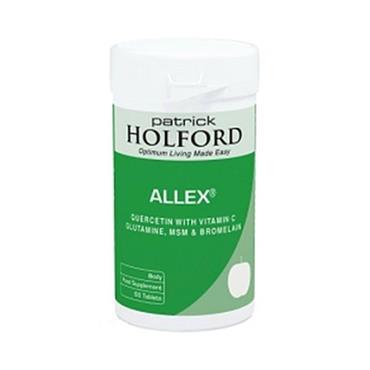 Patrick Holford Allex Tablets 60s